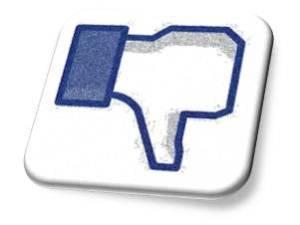 Facebook dislike