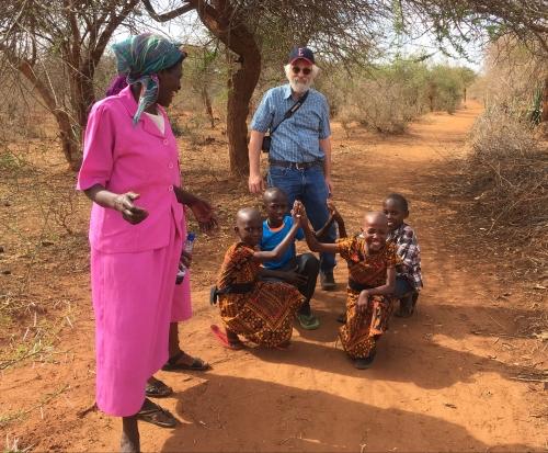 Peter Dorfman, Kathonzweni, Kenya.